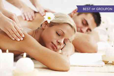 Depilex Health and Beauty - Choice of Couples Massage with Optional One Hour Seaweed Facial  - Save 62%