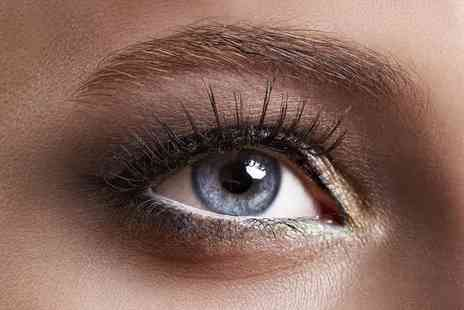 Coach House Clinic - Eyelash Extensions with Eyebrow Wax - Save 73%