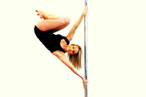 Body Synergy - Three one hour pole fitness, aerial hoop or yoga classes - Save 52%