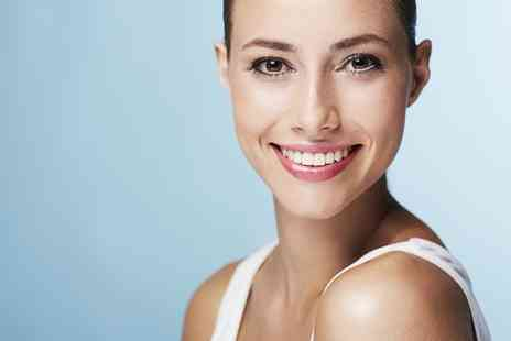 A Silva Dental Studio - Cosmetic Braces One or Two Arches  - Save 0%