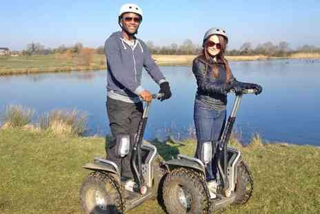 Experience The Country - Segway Experience For One or Two with Experience - Save 50%