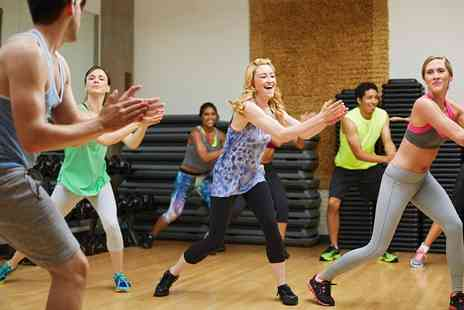 Zumba Experience - Five or Ten Zumba Experience Classes for One or Two  - Save 62%