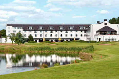 Hilton Templepatrick Golf and Country Club - Spa Day with Treatment - Save 0%