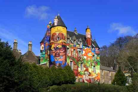 The Treasury - Entry for Two or Family Ticket to Kelburn Castle & Country Centre  - Save 50%