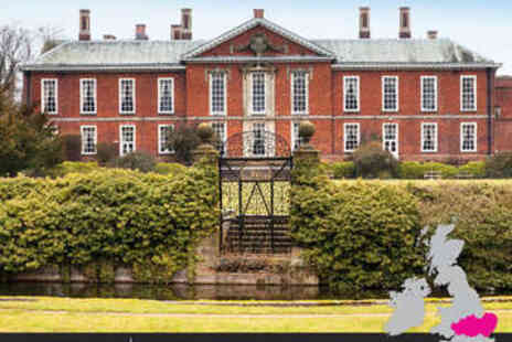Bosworth Hall Hotel - One or Two Nights Stay for Two with Carvery Buffet Dinner on First Evening - Save 0%