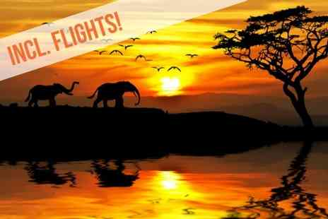 South Africa Round Trip - Eight or Ten Nights stay with round trip of South Africa  - Save 0%
