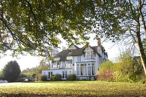The Penrallt Country House Hotel - One or Two Nights Stay For Two With Breakfast - Save 0%