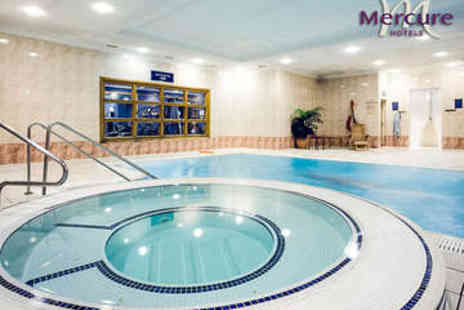Mercure Bristol Grand Hotel Leisure Club - Three Leisure Club Day Passes - Save 78%