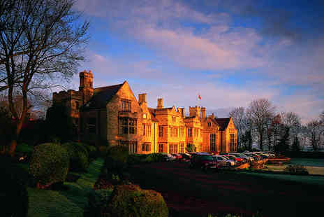 Redworth Hall Hotel - One night stay in a Standard Room - Save 38%