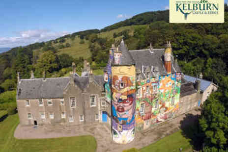 Kelburn Castle Country Centre  - Family Pass to Kelburn Castle Country Centre - Save 53%