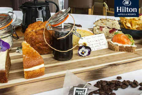 Hilton Belfast - Afternoon Tea for Two - Save 49%