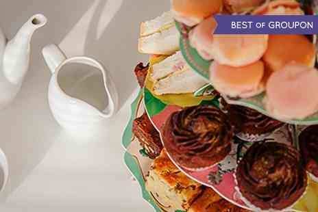 The Craiglands Hotel - Traditional or Sparkling Afternoon Tea for Two or Four - Save 33%