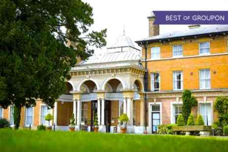 Oatlands Park Hotel - One or Two Nights stay For 2 With Breakfast and Dinner With Option For Prosecco  - Save 45%