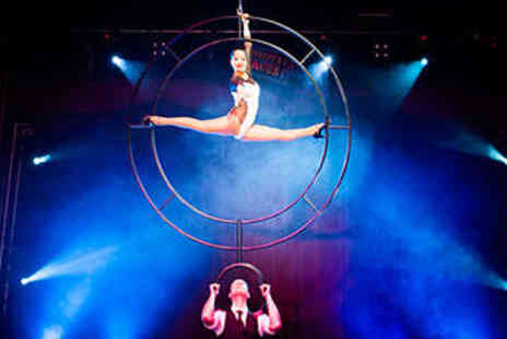 Fossett Brothers Circus - Two Tickets to Fossetts Circus - Save 60%