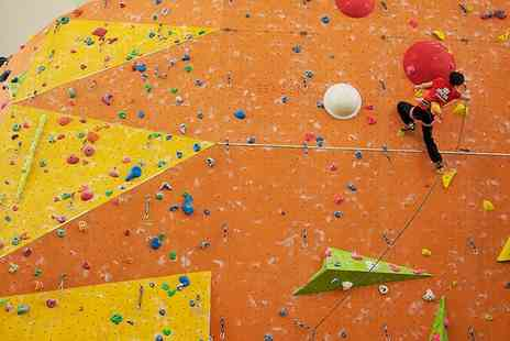 Westway Trust - Beginners Climbing Course  - Save 38%