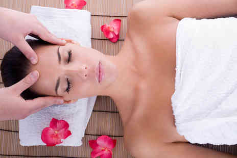Rock Chic Beauty Holborn - Head and Shoulder Massage - Save 55%