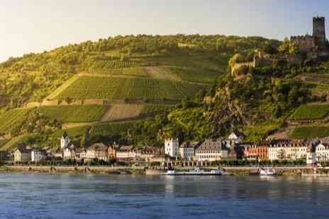 Haus Christel -  Spend 5 nights at the banks of the Rhine in western Germany  - Save 40%