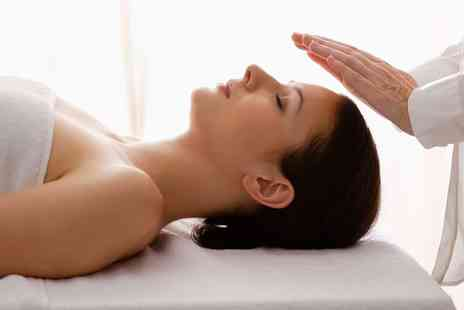 Esmeralda Therapies - Reiki Session for One Person - Save 14%