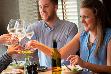 Chapel Down Winery - Vineyard Tour  Tutored Wine Tasting and Three Course Lunch for Two - Save 0%