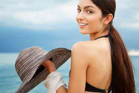 J&A Beauty  - Three or Six Sessions of IPL Hair Removal - Save 58%