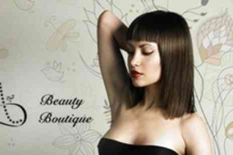 A&D Beauty Boutique - Wash, Cut and Blow Dry With Choice of Conditioning Treatment - Save 69%