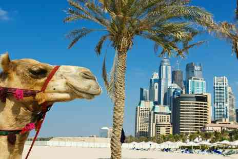 The Magic of UAE - Luxury Tour of United Arab Emirates with return flights from London Heathrow and Manchester - Save