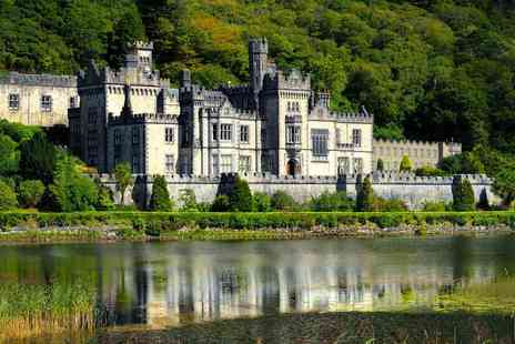 Irish Castle Road Trip - Seven nights Stay in 4 luxury castles Explore the history of Ireland with a stay in four 4 star castle hotels with breakfast each morning - Save 0%