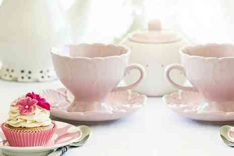 De Rougemont Manor - Afternoon Tea for Two or Four  - Save 37%