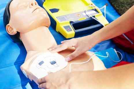 One Day Courses - Automated Defibrillation Course for One or Two - Save 61%