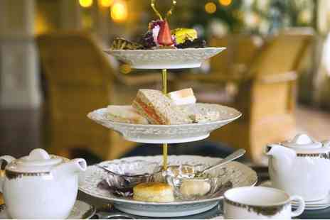 Abels Harp - Sparkling Afternoon Tea for Two or Four - Save 42%