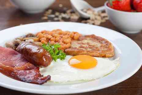 Boswells Bar - Breakfast for Two or Four - Save 50%