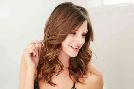 Francis & Ashley Hairdressing - Cut and Blow Dry with Optional Full Head Colour or Half Head Foils - Save 53%