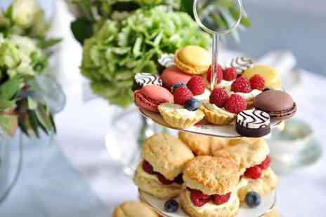The Welsh Rock Cafe -  Afternoon Tea for Two or Four with a Discount on Tours and Products - Save 0%