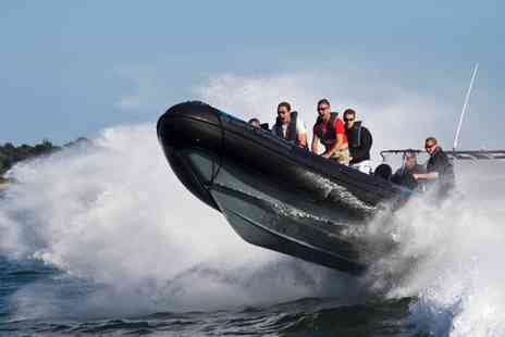 Seadogz - 60 Minute or 90 Minute Extreme RIB Ride for One, Two or Four  - Save 60%