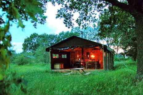 Feather Down Farms - Four or Seven Night Glamping Stay For Six at Choice of Feather Down Farms - Save 24%