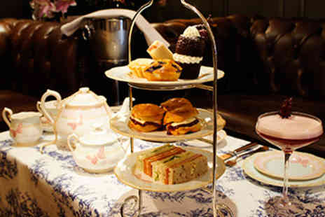 Reform Social and Grill - Vintage Afternoon Tea for Two - Save 44%