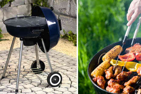 Gadgets & Products - £49 instead of £82 for a Buttermere Deluxe Kettle BBQ - Save 440%