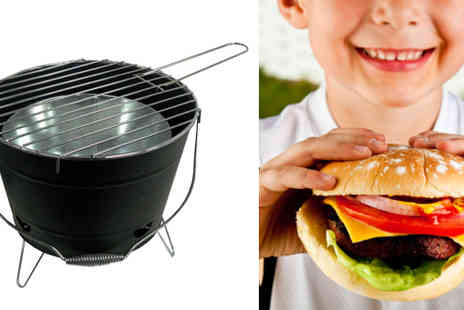 Gadgets & Products - £11 instead of £20 for deluxe portable BBQ bucket - Save 45%