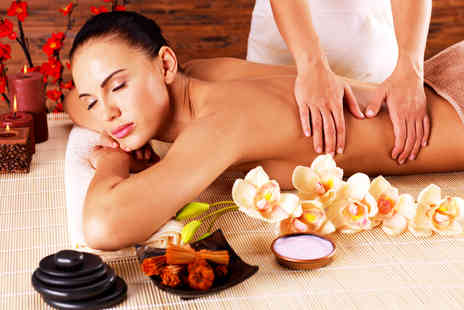 Elate Health - One hour massage for Choose aromatherapy, deep tissue or reflexology and Indian Head massage - Save 80%