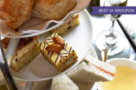 Cellarium Cafe - Sparkling Afternoon Tea For Two or Four - Save 33%