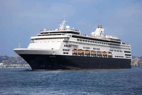 MS Veendam - 11 nights Canada & New England Discovery Cruise - Save 39%
