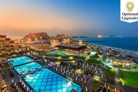 Rixos Bab Al Bahr Hotel - Five Star 7 nights Stay in a Deluxe Garden View Room - Save 70%