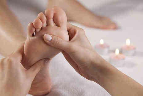 Beauty By Allana -  40 min reflexology session or including a 20 min leg and foot massage  - Save 47%