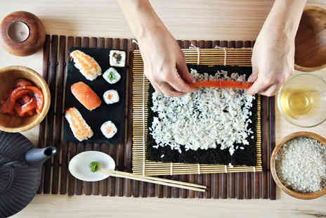 Greenwich Pantry - Sushi making class for one - Save 51%