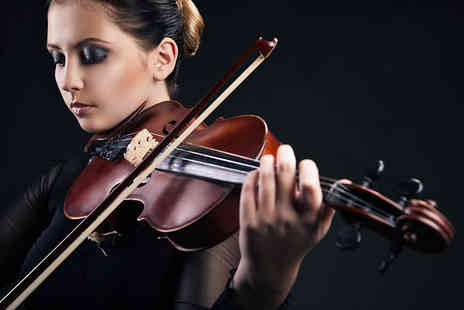 MusicGurus - Online beginners violin course - Save 50%