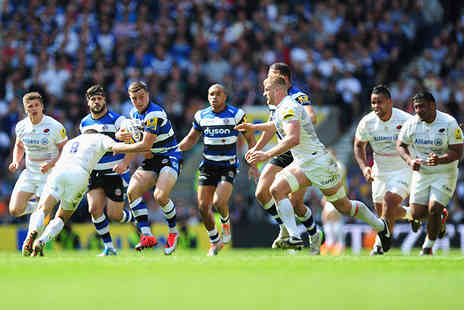 Premiership Rugby - Category 5 ticket to see the Aviva Premiership Rugby Final on 28th May  - Save 20%