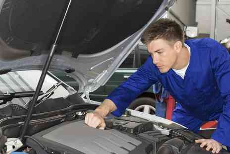 Cathedral Autocentre - Car Service With Oil and Filter Change and a Safety Check for One or Two Cars - Save 64%
