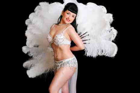 Burlesque Baby - Beginners Burlesque Course Learn to be a Burlesque Star Level 1 - Save 68%