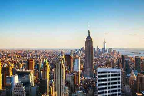 ClearSky Holidays - Eight night trip to New York, LA and Las Vegas including all flights and accommodation  - Save 41%