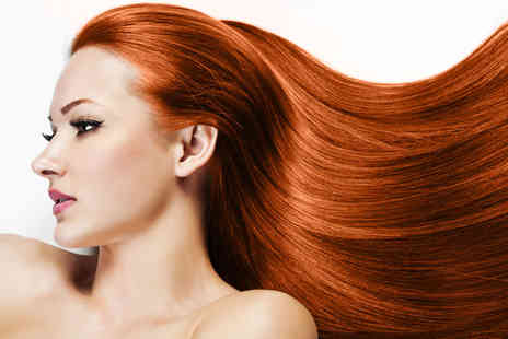 Fabulous Hair & Beauty - Full head of colour, blow dry and deluxe conditioning treatment  - Save 64%